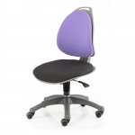 Καρέκλα Γραφείου Περιστρ. BERRI λιλά