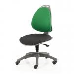 Καρέκλα Γραφείου Περιστρ. BERRI πράσινο σκούρο