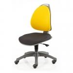 """Καρέκλα Γραφείου Περιστρ. BERRI κίτρινο """"Stock"""""""