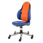Καρέκλα Γραφείου Περιστρ. BERRI FREE μπλε/πορτοκαλί