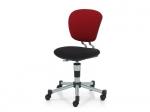 """Καρέκλα Γραφείου Περιστρ. BEN κόκκινο/μαύρο """"Stock"""""""