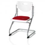 """Μαξιλαράκι Chair Plus κόκκινο/μαύρο """"Stock"""""""