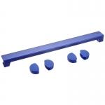 Μπλε Γωνίες προστασίας Παιδικών Γραφείων Kettler