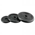 Μαύροι Μεταλλικοί Δίσκοι Ø30,5mm Kettler