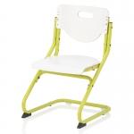 Παιδική Καρέκλα Γραφείου CHAIR PLUS πράσινο/λευκό