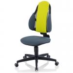 Παιδική Περιστρεφόμενη Καρέκλα BERRI FREE X Κίτρινη