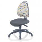Παιδική Καρέκλα Γραφείου BERRI Colored Τρίγωνα