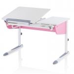 Παιδικό Γραφείο για Κορίτσια Kettler LOGO DUO X λευκό/ροζ