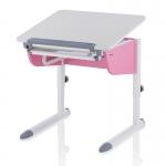 Παιδικό Γραφείο για Κορίτσια Kettler LOGO LITTLE X λευκό/ροζ