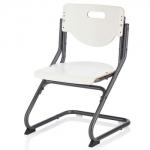 Καρέκλα Γραφείου CHAIR PLUS ανθρακί/λευκό